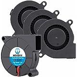 WINSINN 5015 24V DC Quiet Cooling Fan 50x50x15mm for DIY 3D Printer Extruder Hotend Makerbot MK7 MK8 CPU Chip Arduino - 2Pin