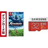 Xenoblade Definitive Edition|オンラインコード版 + Samsung micro SD 32GB セット