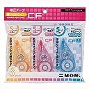 トンボ鉛筆 修正テープ MONO モノCF 5mm 3色 KCA-321