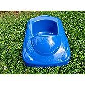 ベビー携帯トイレ おまる トイレトレーニング ブゥーブゥートイレ ブルー