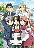 【Amazon.co.jp限定】少年メイド vol.4 (Blu-ray 初回限定盤)(全巻購入特典:「B2タペストリー」引換シリアルコード付)