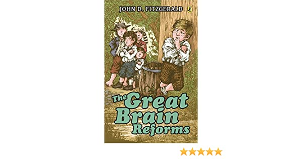 Amazon | The Great Brain Refor...