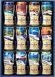 サントリー ザ・プレミアム・モルツ 新幹線デザイン缶 アソートギフトセット BPS12K