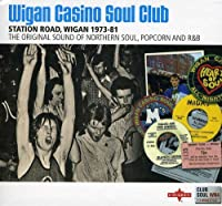 Vol. 5-Wigan Casino Soul Clu