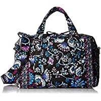 Vera Bradley Iconic 100 Handbag, Signature Cotton
