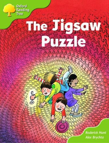 Oxford Reading Tree: Stage 7: More Storybooks (Magic Key): The Jigsaw Puzzle: Pack Aの詳細を見る