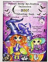 Sherri Baldy My-Besties TM Halloween Coloring Book Boo!