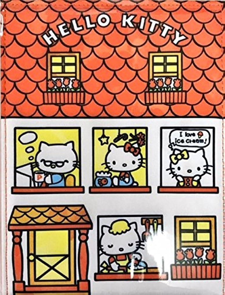 支店一瞬ベースファブリックミラー (キティ【KT85679】)
