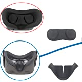 Esimen Silicone Light-blocking Nose Pad for Oculus Quest Protect Dust Proof Lens Cover Eco-friendly Pad Prevent Light Leakage