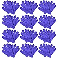 Kids Gloves Magic Knit for Girls/Boys | Set of 12