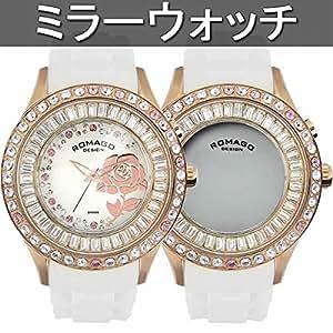 [ロマゴデザイン]ROMAGO DESIGN 腕時計 RM014-0171PL-RG レディース RG