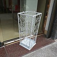 QFFL yusanjia 傘スタンド/アイロン/ドリップトレイとフック/傘収納棚/傘ホルダーバケット(3色展開可能) 屋外傘立て ( 色 : C )