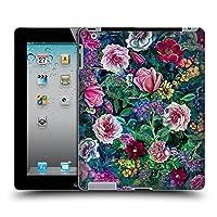 オフィシャルRiza Peker ボタニカル フラワーズ4 ハードバックケース iPad 2 (2011)
