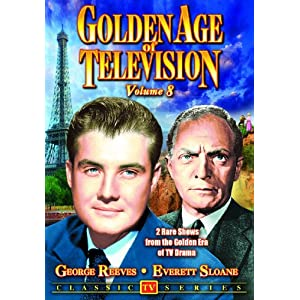 Golden Age of Television 8 [DVD] [Import]
