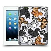 Head Case Designs セルカーレックス キャットブリード・パターンズ 2 ハードバックケース Apple iPad 3 / iPad 4