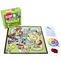 Stop, Relax & Think: A Game to Help Impulsive Children Think Before They Act [並行輸入品]