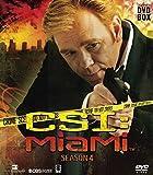 CSI:マイアミ コンパクト DVD-BOX シーズン4[DVD]