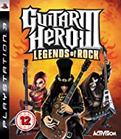 Guitar Hero 3: Legends of Rock - Game Only (PS3)
