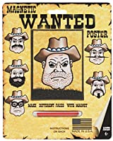 "Magnetic Personalities 7""X8.75""-Wanted Poster"