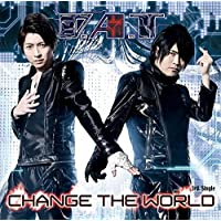 D.A.T 3rd.Single CHANGE THE WORLD