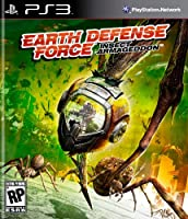 Earth Defense Force: Insect Armageddon (輸入版) - PS3