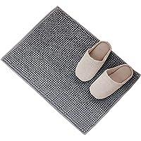 [Amazonブランド]Umi(ウミ)-バスマット 足ふきマット 約60x40cm 吸水 速乾 防臭 丸洗い キッチン…