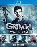 GRIMM/グリム シーズン4 ブルーレイBOX[Blu-ray/ブルーレイ]
