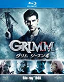 GRIMM/グリム シーズン4 ブルーレイBOX[Blu-ray]
