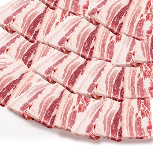 冷凍 豚バラ肉 1kg 焼肉用 250g×4パック 《*冷凍便》