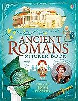 Ancient Romans Sticker Book by Megan Cullis(2015-03-01)