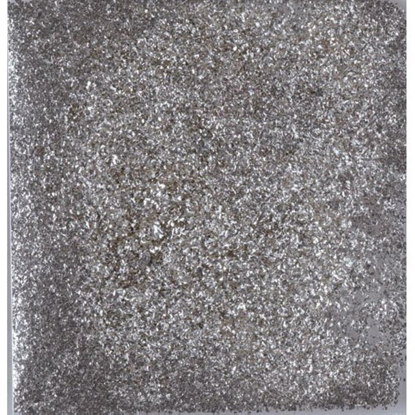好戦的な祝福する幸福ピカエース ネイル用パウダー シャインフレーク #701 真珠色 0.3g