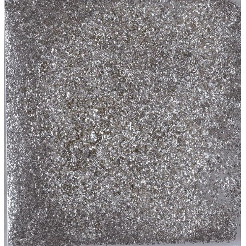 対コンクリート増幅するピカエース ネイル用パウダー シャインフレーク #701 真珠色 0.3g