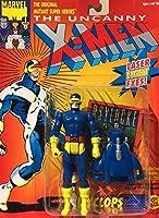 MARVEL X-MEN CYCLOPS TOYBIZ サイクロップス