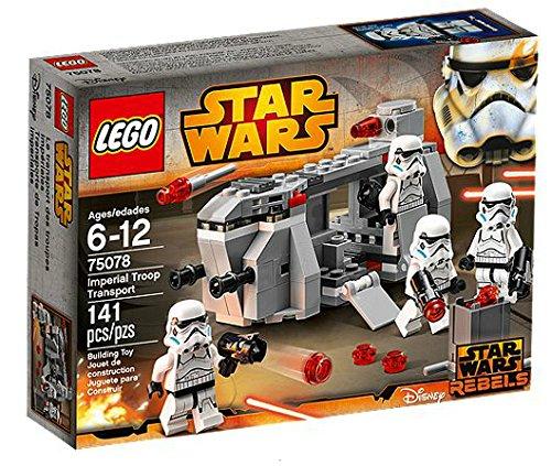 レゴ (LEGO) スター・ウォーズ インペリアル・トループ・トランスポート 75078