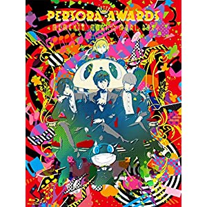 PERSORA AWARDS 3 MEMENTO MORI☆MORI BOX [Blu-ray]