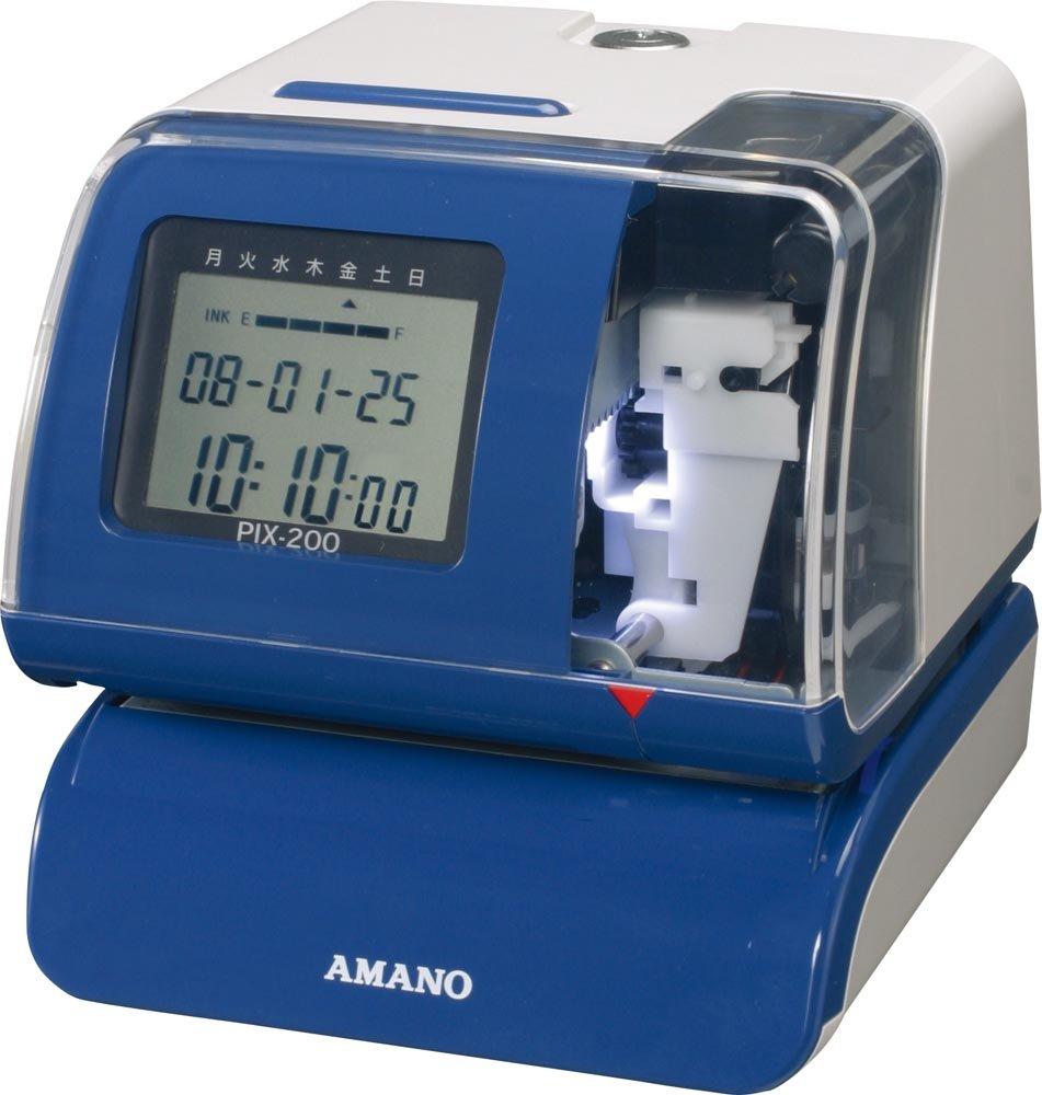 アマノ 電子タイムスタンプ PIX‐200