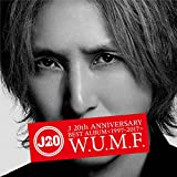 J 20th Anniversary BEST ALBUM<1997-2017>W.U.M.F.