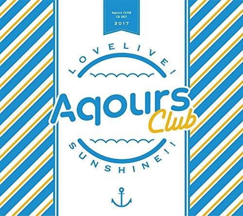 ラブライブ!サンシャイン!! Aqours CLUB CD SET(Landing action Yeah!!)-Aqours