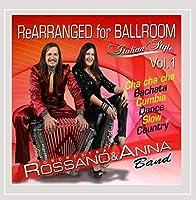 Rearranged for Ballroom Italian Style Vol.1