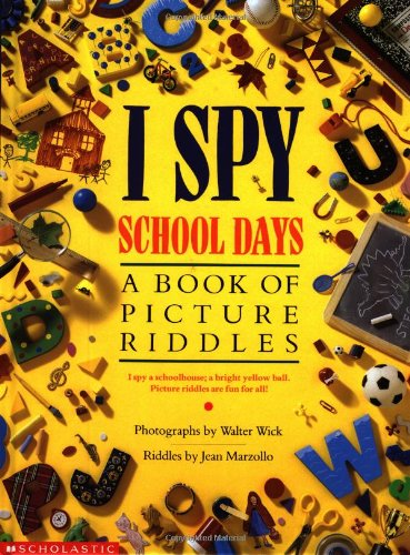 I Spy School Days: A Book of Picture Riddlesの詳細を見る