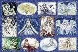 1000ピース ジグソーパズル 宝石の精霊たち (50x75cm)
