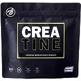 バルクスポーツ クレアチン モノハイドレート パウダー 500g(5,000mg x 100食分)Creapure ブランド100%