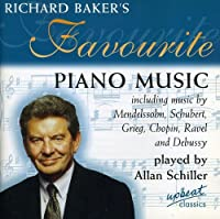 Richard Baker's Favourite Piano Music
