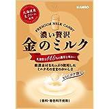 カンロ 金のミルクキャンディ 80g×4袋