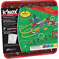 K'NEX Intro To Simple Machines Wheels, Axles & Inclined Planes