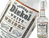 ジョージ ディッケル NO.1 ホワイト コーンウイスキー 750ml 45.5度 [並行輸入品] 箱なし