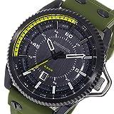 ディーゼル DIESEL ロールケージ ROLLCAGE クオーツ メンズ 腕時計 DZ1758 ブラック