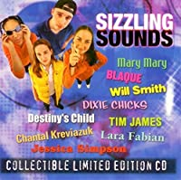 Sizzling Sounds by Various Artists