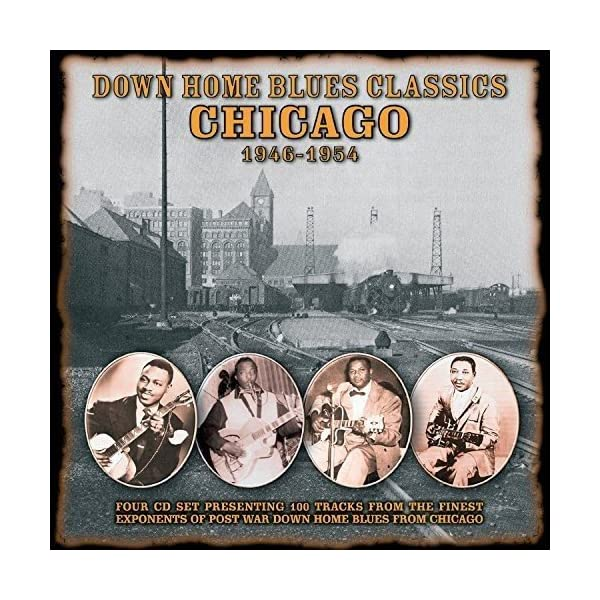 Chicago Bluesの商品画像
