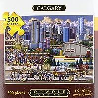 Calgary by Dowdle Folk Art